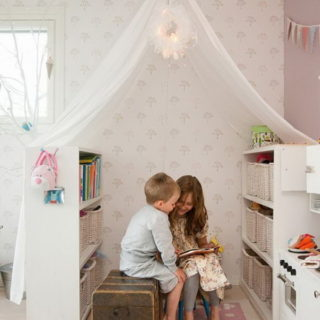 10 Cute and Cozy Reading Nooks for Kids