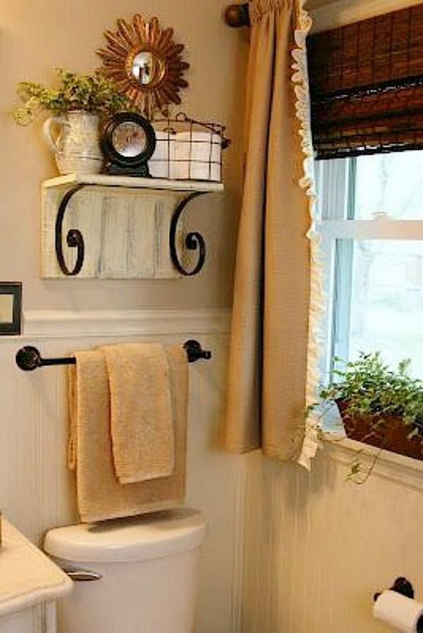 47 creative storage idea for a small bathroom