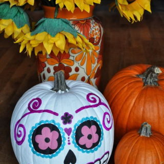 30 No Carve Pumpkin Decoration Ideas & Tutorials