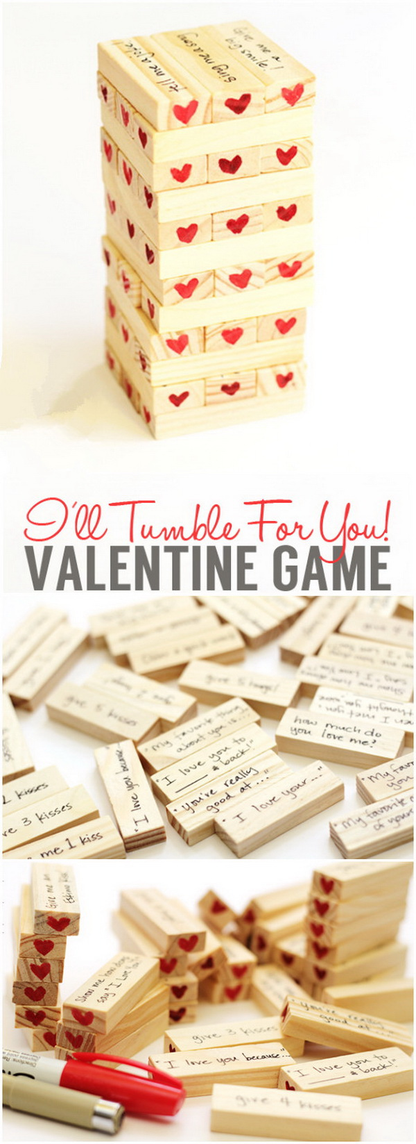 Valentine gift ideas for him diy