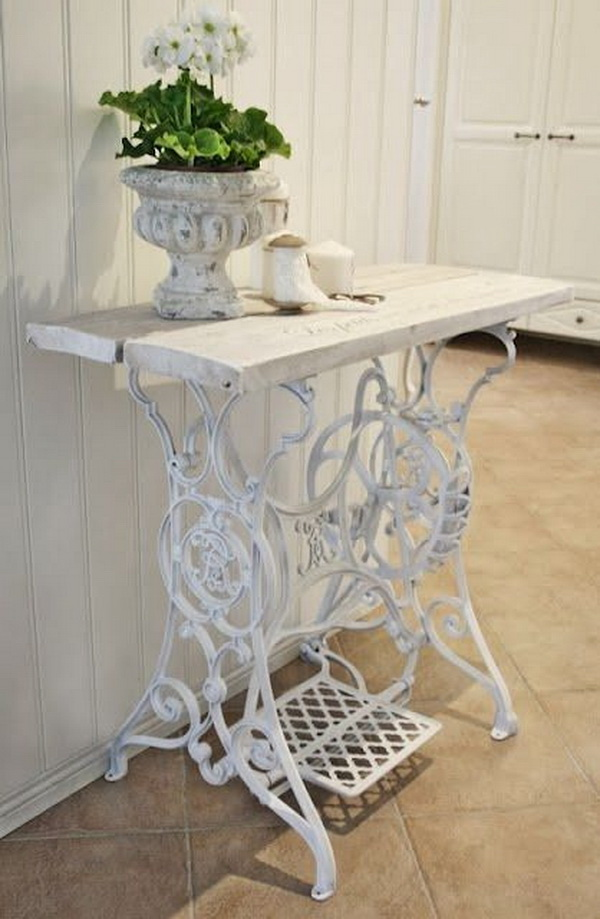 Pretty shabby chic decoration inspirations listing more - Deco noel shabby chic ...
