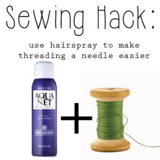 Unique and Useful Sewing Hacks You Should Know