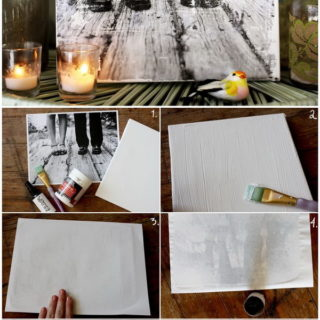 Awesome DIY Projects with Image Transfers