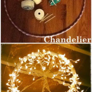 25 Sparkling Christmas Lighting Decoration Ideas: DIY projects and Ideas to Light Up your Home This Chirstmas